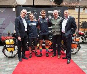 MENTAL WELLBEING CAMPAIGN LAUNCHED BY RUGBY LEGENDS