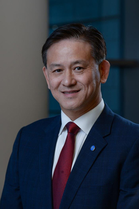 Dr Vincent Ho has become President of IOSH, leading global professional body for workplace health and safety.