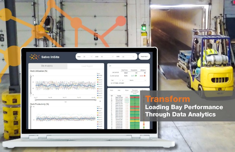 SALVO INSITE PLATFORM TRANSFORMS LOADING BAYS THROUGH DATA ANALYTICS