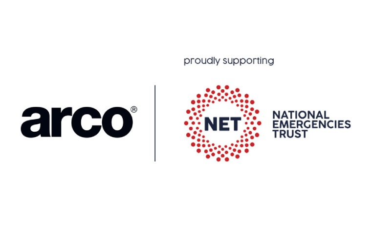 ARCO BECOMES CORE FUNDER TO NATIONAL EMERGENCIES TRUST