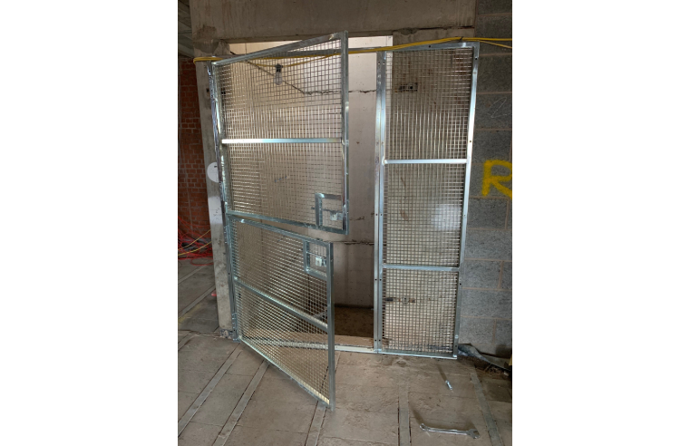 G-DECK LAUNCHES AFFORDABLE ROBUST LIFT SHAFT GATE