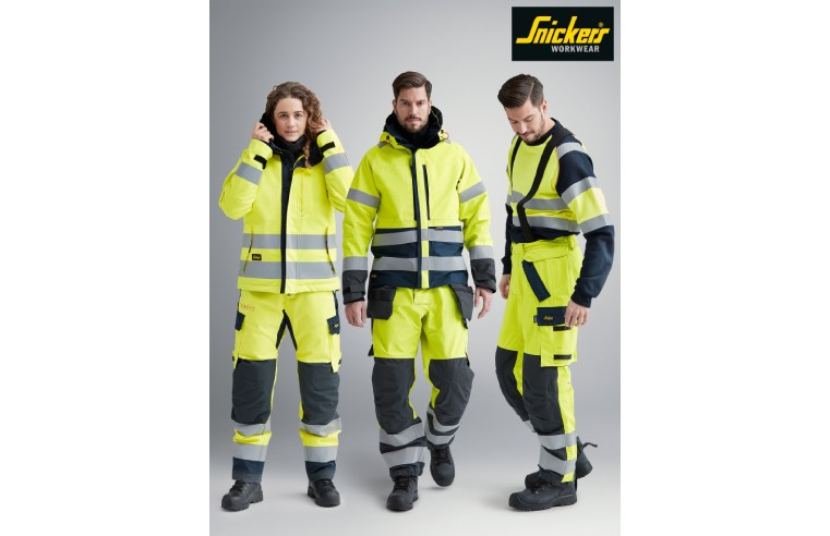STAY SAFE WITH SNICKERS WORKWEAR PROTECTIVE WEAR SOLUTIONS