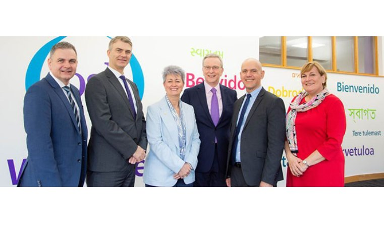 IOSH HOSTS MAJOR PREVENTION MEETING WITH ISSA
