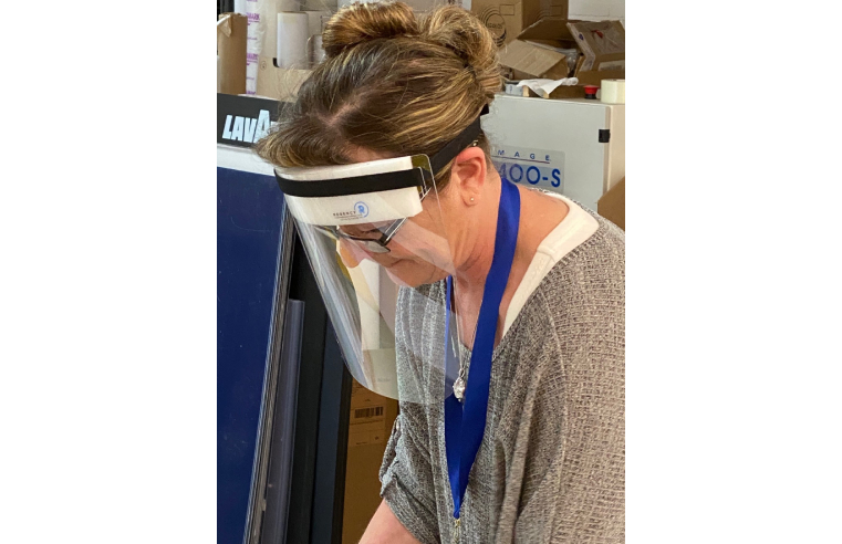 REGENCY DESIGN LAUNCHES FACE VISORS FOR ESSENTIAL WORKERS