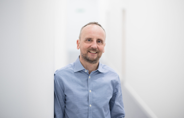 Matthew Elson, CEO of SHE Software