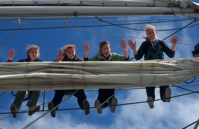 ARCO PROFESSIONAL SAFETY SERVICES SUPPORT JUBILEE SAILING TRUST