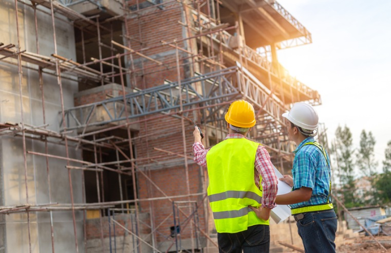 IOSH URGES BUILDERS TO SECURE SITES