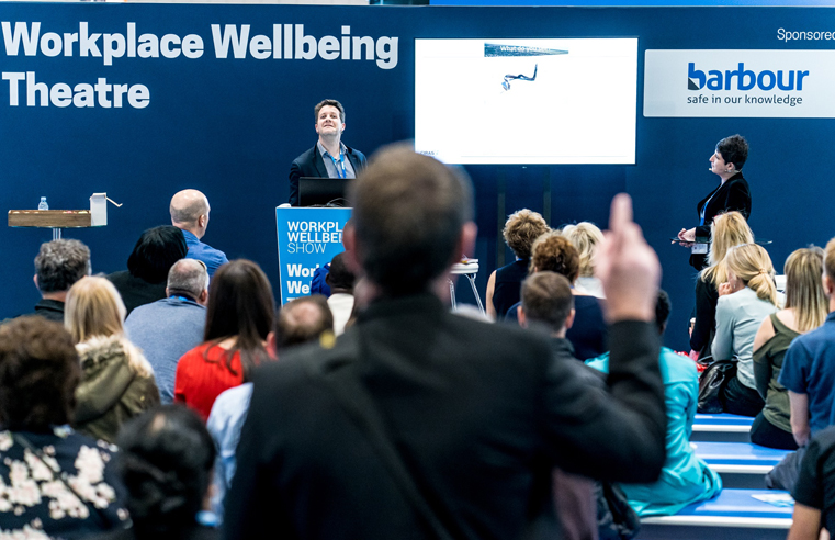 WORKPLACE WELLBEING SHOW ANNOUNCES MIND AS PARTNER