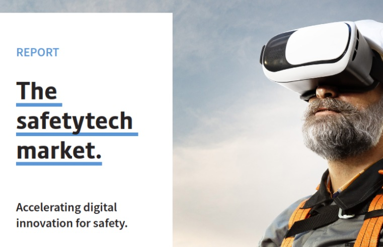 SAFETYTECH MARKET COULD EXCEED $850BN BY 2023