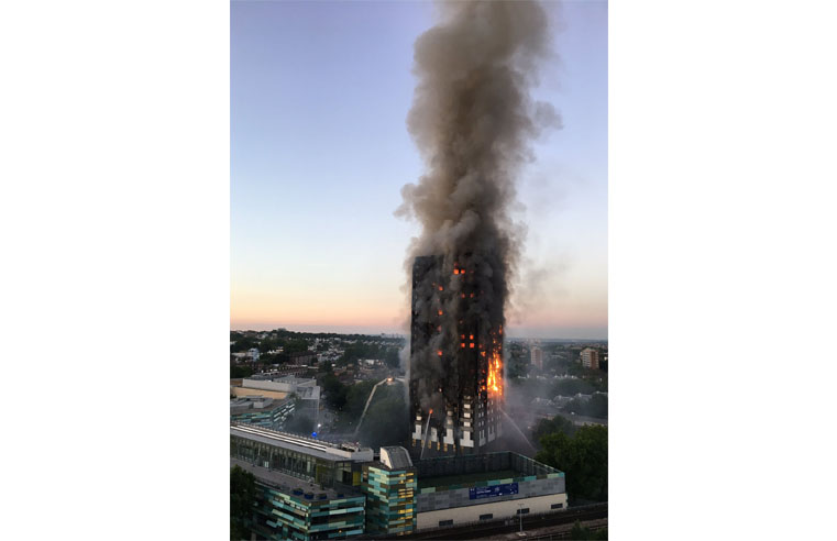 "IOSH CALLS FOR ""TANGIBLE ACTION"" ON IMPROVING BUILDING SAFETY"