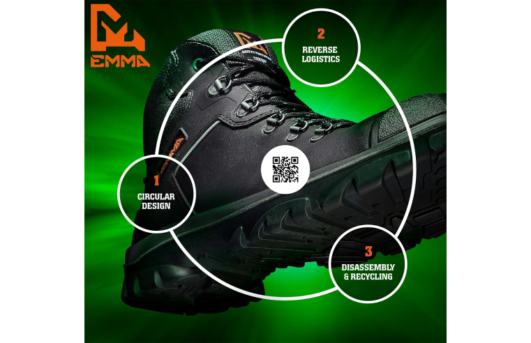 IMPROVE YOUR CARBON FOOTPRINT WITH EMMA SAFETY FOOTWEAR
