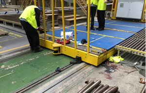 Company Prosecuted After Worker's Leg Crushed by Machinery