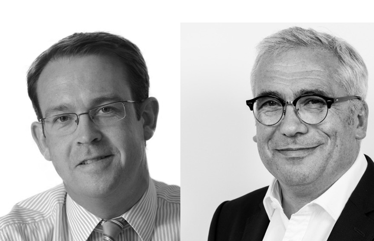 Iain Mackey and Alastair Hogg non-executive directors Reactec