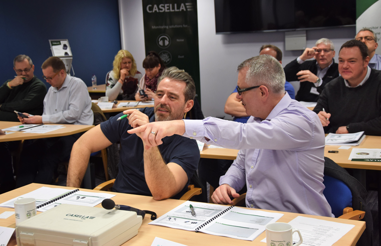 Casella Announces Extensive Training Schedule for OSH