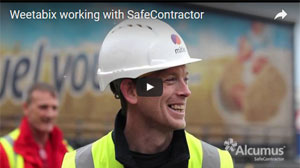 Weetabix sets high standards with Alcumus SafeContractor